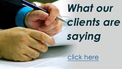 What Our Client are saying